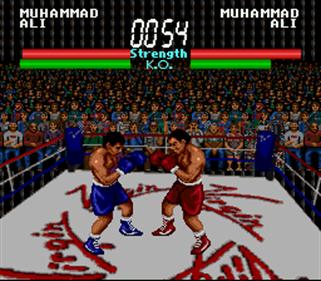 Muhammad Ali Heavyweight  Boxing - Screenshot - Gameplay