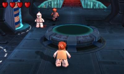 LEGO Star Wars III: The Clone Wars - Screenshot - Gameplay
