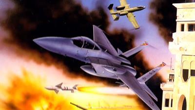 A.S.P.: Air Strike Patrol - Fanart - Background