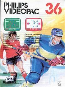 Electronic Soccer & Ice Hockey