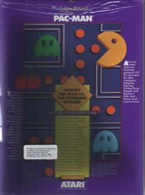 Pac-Man - Box - Back