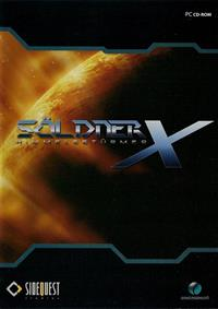 Soldner-X: Himmelssturmer