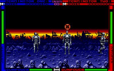 T2: The Arcade Game - Screenshot - Gameplay