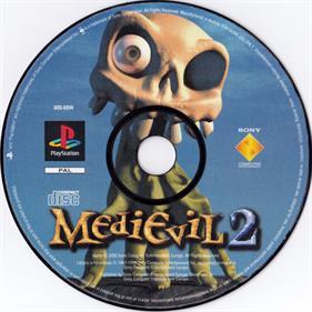 MediEvil II - Disc