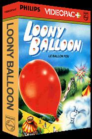 Loony Balloon - Box - 3D