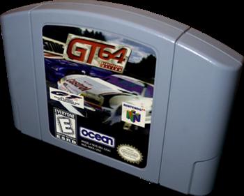 GT 64: Championship Edition - Cart - 3D