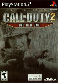Call of Duty 2: Big Red One: Collector's Edition