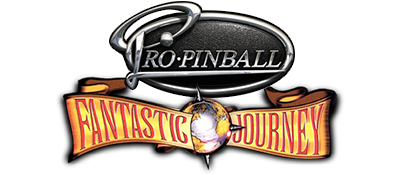 Pro Pinball: Fantastic Journey - Clear Logo