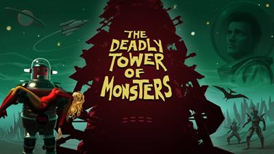 The Deadly Tower of Monsters - Fanart - Background