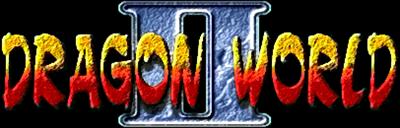 Dragon World II - Clear Logo
