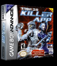 Tron 2.0: Killer App - Box - 3D
