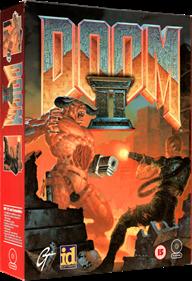 DOOM II: Hell on Earth - Box - 3D