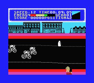Milk Race - Screenshot - Gameplay