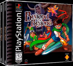 Beyond the Beyond - Box - 3D