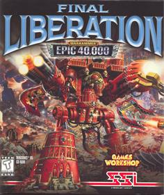 Final Liberation: Warhammer Epic 40,000