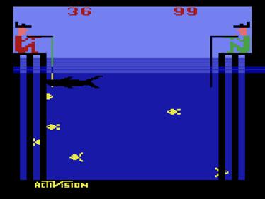 Fishing Derby - Screenshot - Gameplay