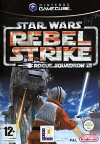Star Wars Rogue Squadron III: Rebel Strike - Box - Front