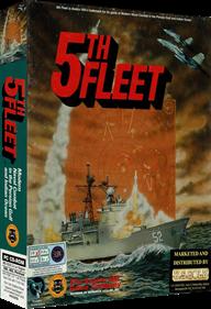 5th Fleet - Box - 3D