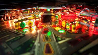 Pinball Fantasies - Fanart - Background