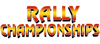 Rally Championships - Clear Logo