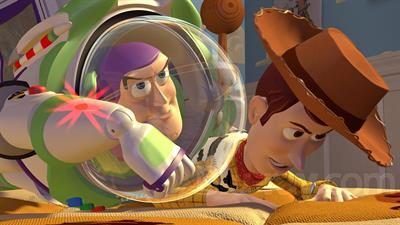 Toy Story - Fanart - Background