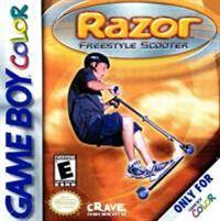 Razor: Freestyle Scooter