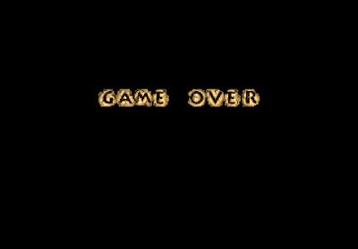 Primal Rage - Screenshot - Game Over