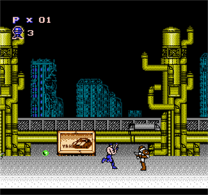 Contra Spirits - Screenshot - Gameplay