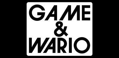 Game & Wario - Clear Logo