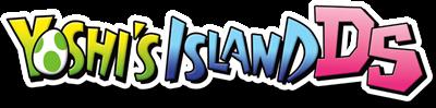 Yoshi's Island DS - Clear Logo