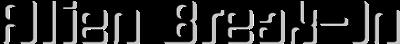 Alien Break-In - Clear Logo