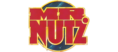Mr. Nutz: Hoppin' Mad - Clear Logo