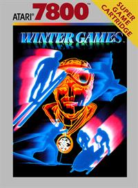 Winter Games - Box - Front