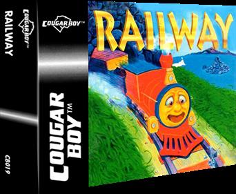 Railway - Box - 3D