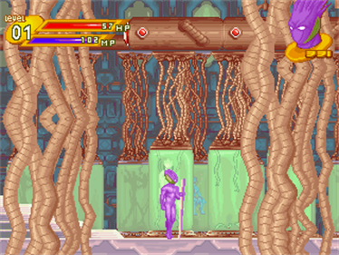 Blue Angelo: Angels from the Shrine - Screenshot - Gameplay