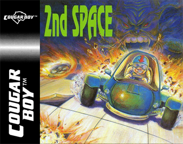 2nd Space - Box - Front