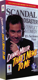 Dennis Miller: That's News to Me - Box - 3D