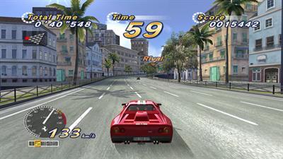 OutRun 2006: Coast 2 Coast - Screenshot - Gameplay