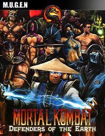 Mortal Kombat: Defenders of the Earth