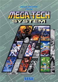 Alien Syndrome (Mega-Tech)
