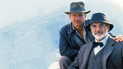 Indiana Jones and the Last Crusade - Fanart - Background
