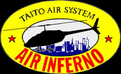 Air Inferno - Clear Logo