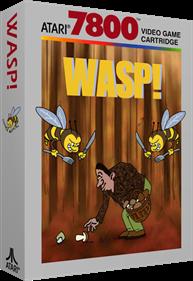 Wasp! - Box - 3D