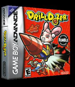 Drill Dozer - Box - 3D