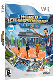 World Championship Athletics - Box - 3D
