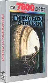 Dungeon Stalker - Box - 3D