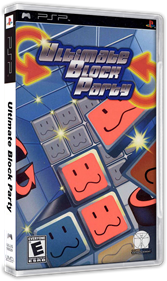 Ultimate Block Party - Box - 3D