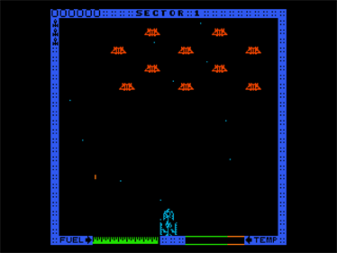 Astro Blaster - Screenshot - Gameplay