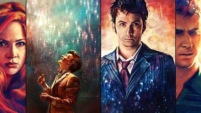 Doctor Who: Evacuation Earth - Fanart - Background