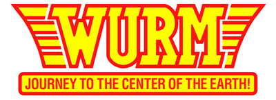 Wurm: Journey to the Center of the Earth - Clear Logo